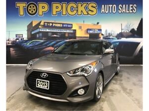 2013 Hyundai Veloster LIMITED EDITION TURBO!!! Factory Matte Gre