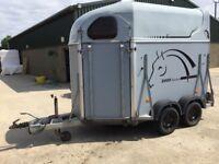 Used Cheval Liberte 2000 series 2 horse trialer