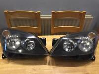 Vauxhall Astra H Headlights