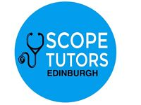 Best valued professional tuition service in Edinburgh: Medical student tutors