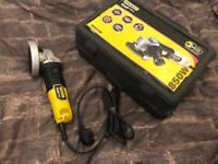 Stanley fat max 850w grinder 4m long 240v lead not dewalt