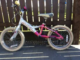 Girls Claud Butler Bike