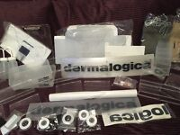 Dermalogica -Job lot - Branded Acrylic Shelves, packaging, skin bar trays, signs, bags, mirrors
