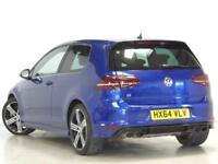 Volkswagen Golf R (blue) 2014-09-04