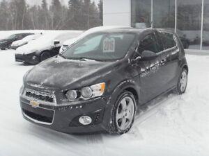 2016 Chevrolet Sonic LT TURBO