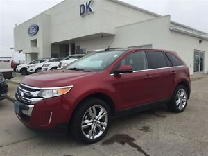 2013 Ford Edge Limited AWD Loaded  Emaculate Condition