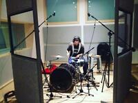 Free studio time for musicians