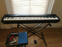 Yamaha P-95 Digital Piano, excellent condition, full size keyboard that feels like traditional piano