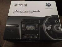 Brand new kenwood navigation for vw polo/golf/Passat