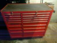 Snap On roll cabinet tool chest