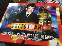 2 x Dr Who Games great fun for any young Dr Who Fan