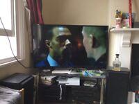 50 inch hitachi 4K ultra hd led smart tv