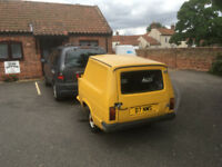 Reliant Robin Trailer REDUCED