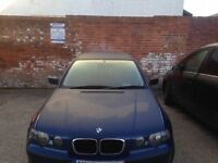 bmw 3 series compact £550 MUST GO ASAP