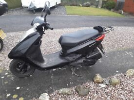 Yamaha Vity Scooter 124 Great condition. Low mileage. Have upgraded bike hence sale