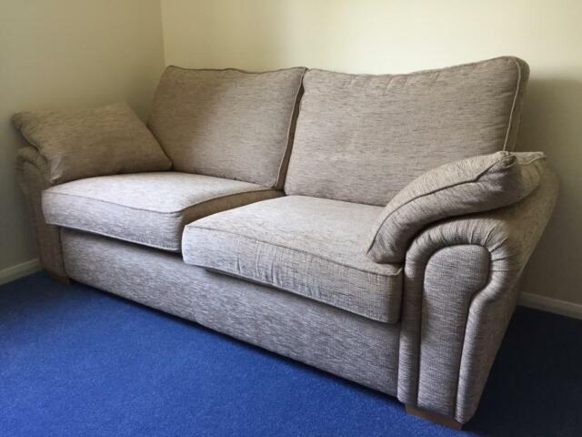 buy popular 1bf6f a1600 SCS 3-seater sofa bed, immaculate condition | in Swindon, Wiltshire |  Gumtree