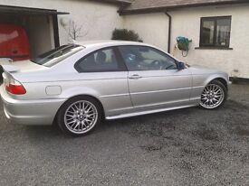 2001 BMW 325ci M Sport