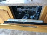Smeg DL112-1 fully integrated dishwasher
