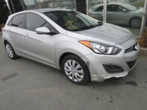 2013 Hyundai Elantra SPORTY GT 5-SPEED