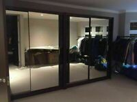 🔵💖🔴CASH ON DELIVERY 🔵💖🔴BERLIN 2&3 SLIDING DOORS WARDROBE IN 5 DIFF SIZES & IN DIFF COLORS ⛽⛽
