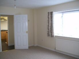 3 bedroomed detached bungalow with garage