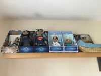 Compare the market meerkat toys all of them with Star Wars Sergei on way