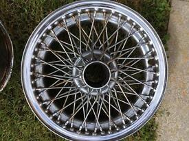 51/2 x 15 wire wheels