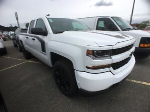 2017 Chevrolet Silverado 1500 Custom Rally*Mags 20 pouces*Camera