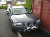 **Quick Sale** 2005 Volvo XC70 2.4 D5 AWD Cross Country