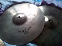 "Hihats 14"" heavy duty"