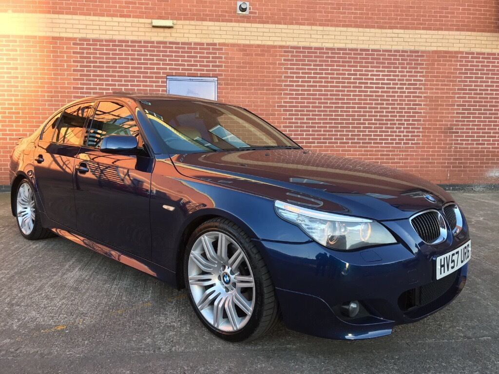 bmw 535d m sport 2007 lci e60 huge spec twin turbo in leicester leicestershire gumtree. Black Bedroom Furniture Sets. Home Design Ideas