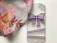 iPhone case cover silicone with bow