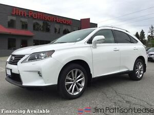 2015 Lexus RX 350 Touring Package