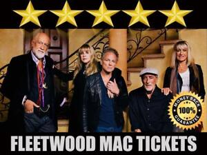 Discounted Fleetwood Mac Tickets | Last Minute Delivery Guaranteed!