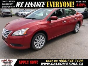 2014 Nissan Sentra 1.8 S| BLUETOOTH | VOICE COMMAND