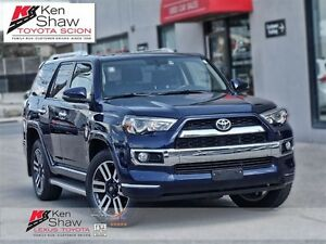 2015 Toyota 4Runner LTD - nav, push button start