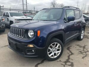 2016 Jeep Renegade North 4x4 NAVIGATION