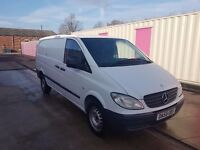 MERCEDES VITO 109 CDI LONG 2005REG FOR SALE