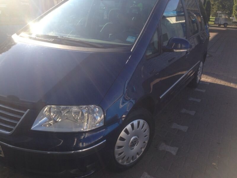 volkswagen sharan 1 9 tdi comfortline 7 sitzer in kiel. Black Bedroom Furniture Sets. Home Design Ideas