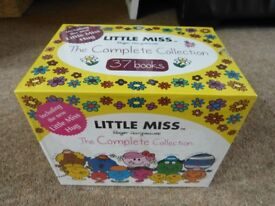 Little Miss The Complete Collection (37 books) - NEW