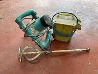 110volt Paddle Mixer