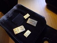 Japanese gold + silver coins / bars, collect Swindon £85 for one or £210 for all 4?.