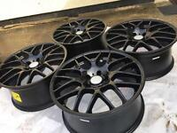 """20"""" brand new riva Alloy wheels to fit T5 5x120"""