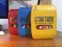 Star Trek Original Series DVD box sets (3)