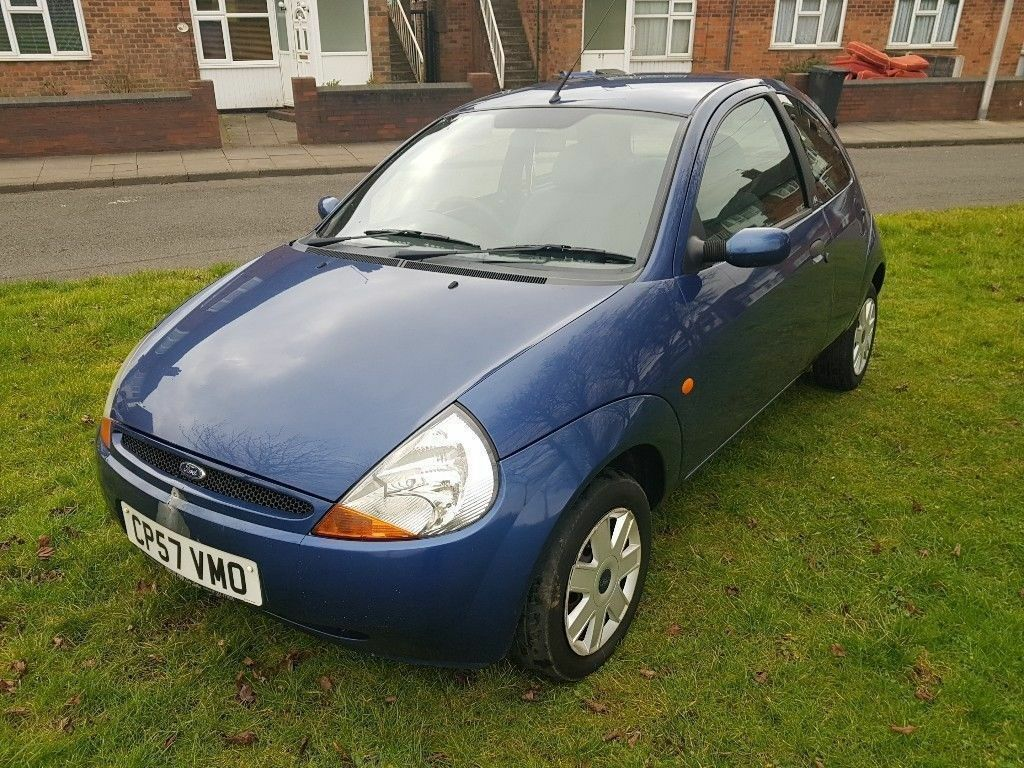 Ford Ka  Any Old Car Px Welcome Excellent Drive Smooth Engine