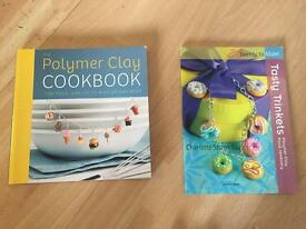 Polymer clay making books