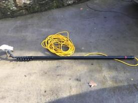 Xl 35 gardener water few pole for sale!!!