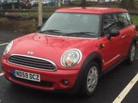 MINI ONE CLUBMAN ESTATE AUTOMATIC 2010(59 REG)*£4499*LONG MOT*LOW MILES*PX WELCOME*DELIVERY