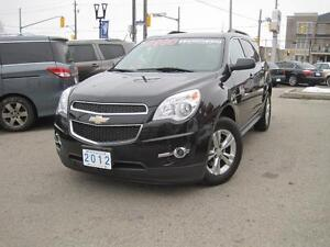 2012 CHEVROLET EQUINOX LT | Leather • Rear Camera