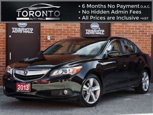 2013 Acura ILX Technology Package+Navigation+Camera+Leather